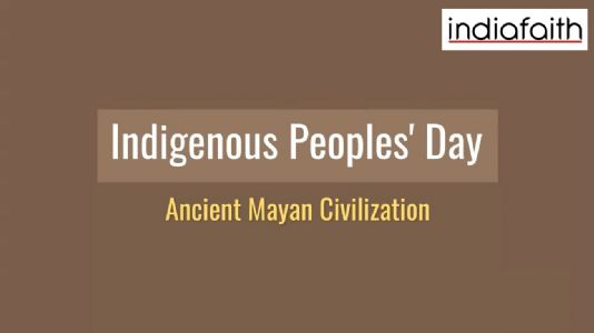 Indigenous Peoples' Day: Ancient Mayan Civilization