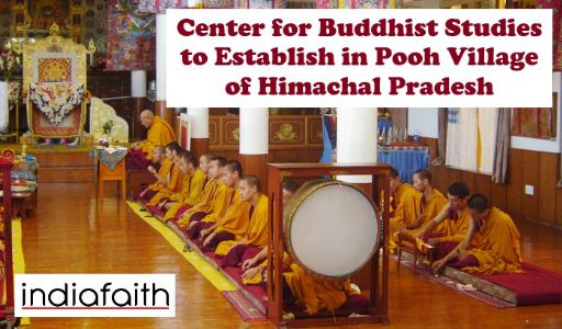 Center for Buddhist Studies to be established in Pooh village of Himachal Pradesh, CM to lay the foundation stone