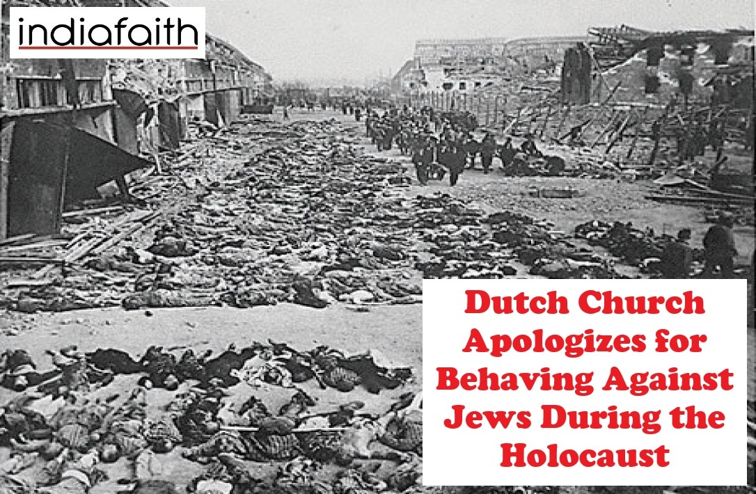 Dutch Church Apologize fo