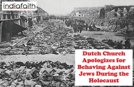 Dutch Church apologizes for behaving against Jews during the Holocaust