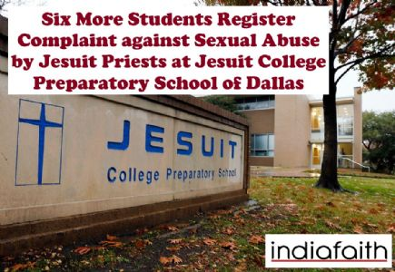 Six more students register complaint against sexual abuse by Jesuit priests at Jesuit College Preparatory School of Dallas