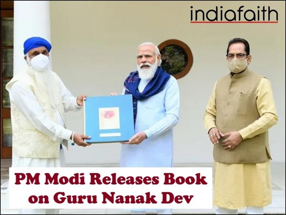PM Modi Releases Book on