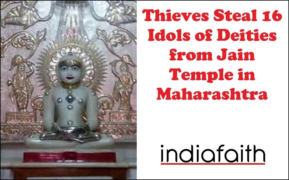 Thieves Steal 16 Idols of