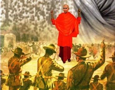 Swami Shradhananad oppose