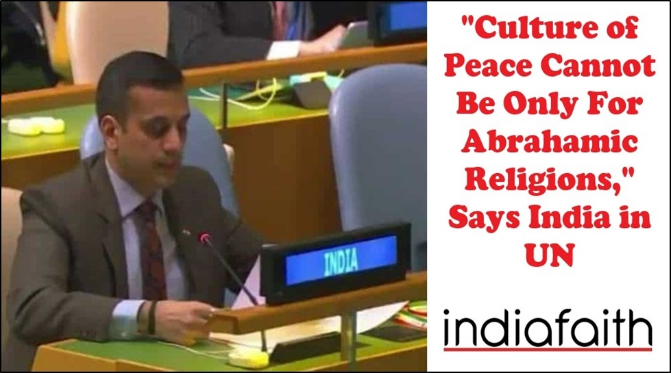 Culture of Peace Cannot B