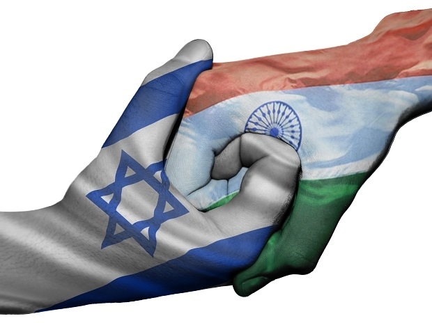 Israerl and India_1