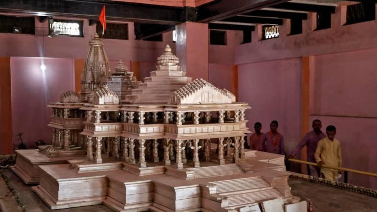 Ram mandir model_1&