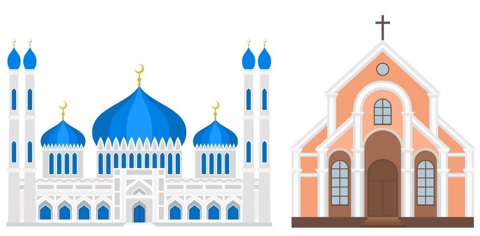 Masjid and Church_1
