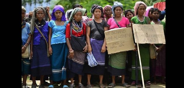 Resettlement of persecuted Mizoram's indigenous Bru (Reang) community in Tripura Part-2