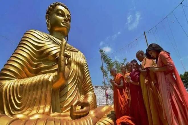Buddhist pilgrimage_1&nbs