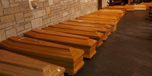 Italy priests died due to