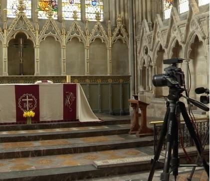 Churches to go online_1&n