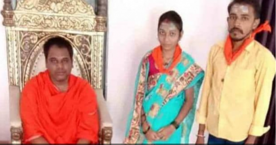 Muslim girl leaves Islam, embraces Lingayatism after love marriage in Karnataka