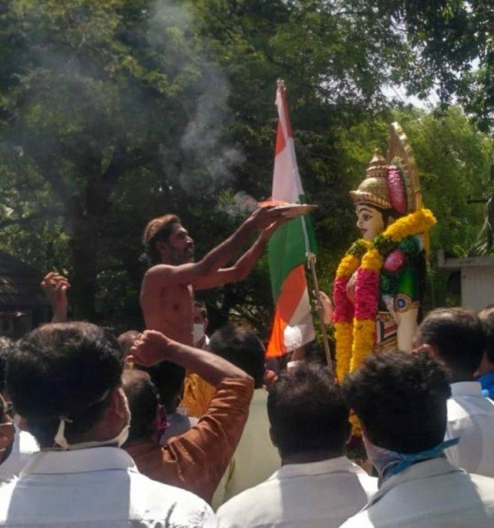 Bharat Mata Statue_1