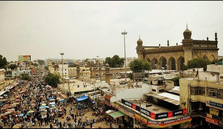 Hyderabad Mosque_1&