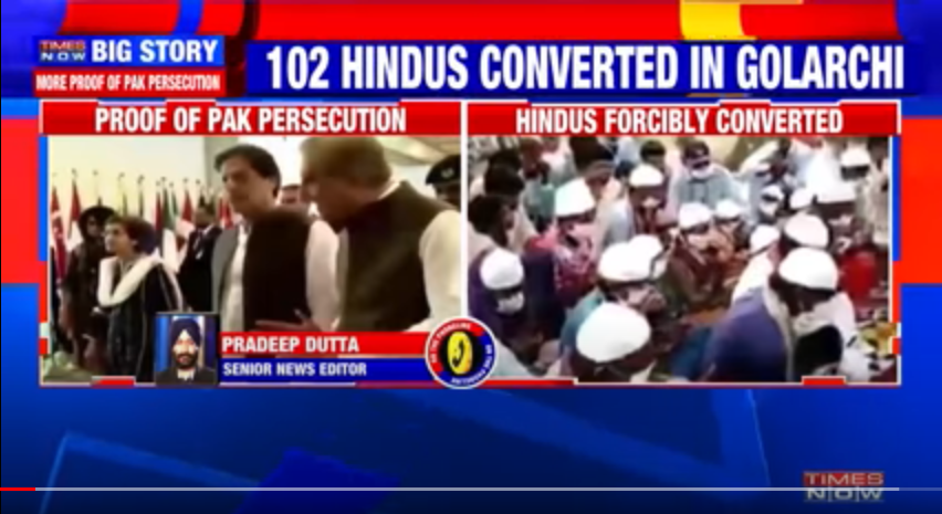 102 hindus converted to i