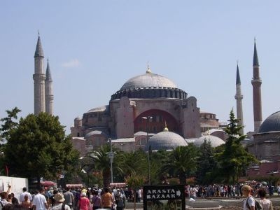 Turkey converts Istanbul's museum Hagia Sophia into the mosque