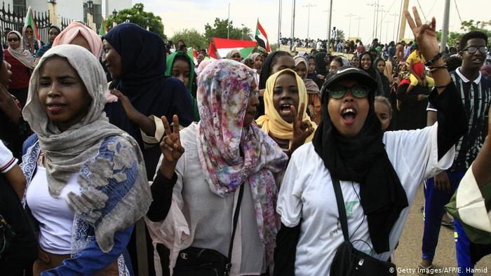 Sudan Government Humanity