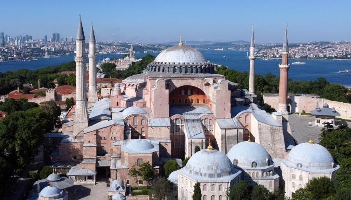 Hagia Sophia _1&nbs