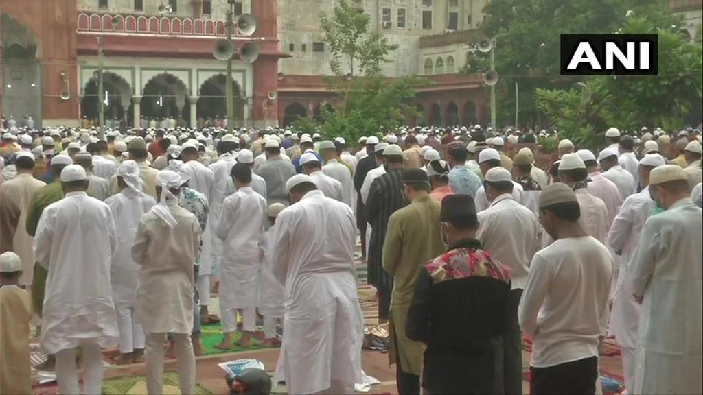 Namaz on Bakr eid_1