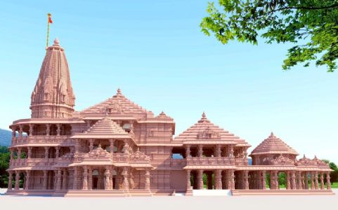 Ayodhya Development Authority (ADA) unanimously passes the map of proposed Ram Temple in Ayodhya