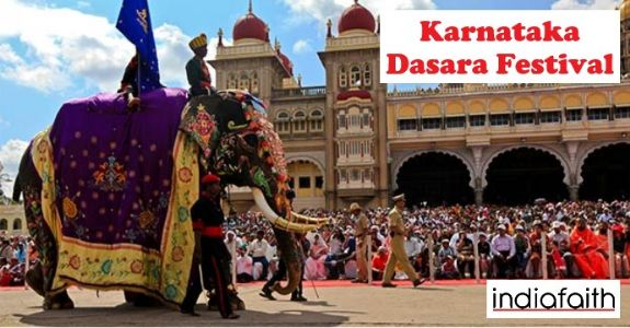 Karnataka Government grants Rs 10 Cr for the celebration of Dasara festival