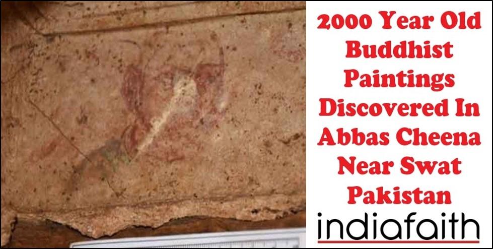 2000 Year Old Buddhist Pa