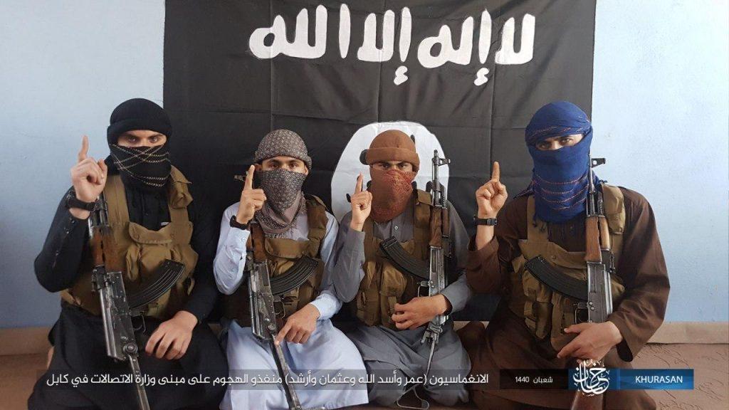 Islamic group claims kill