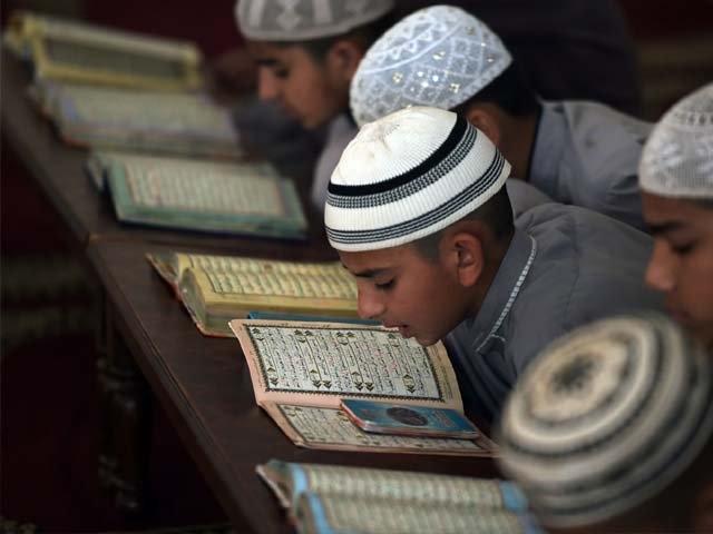 UN report claims madrassa