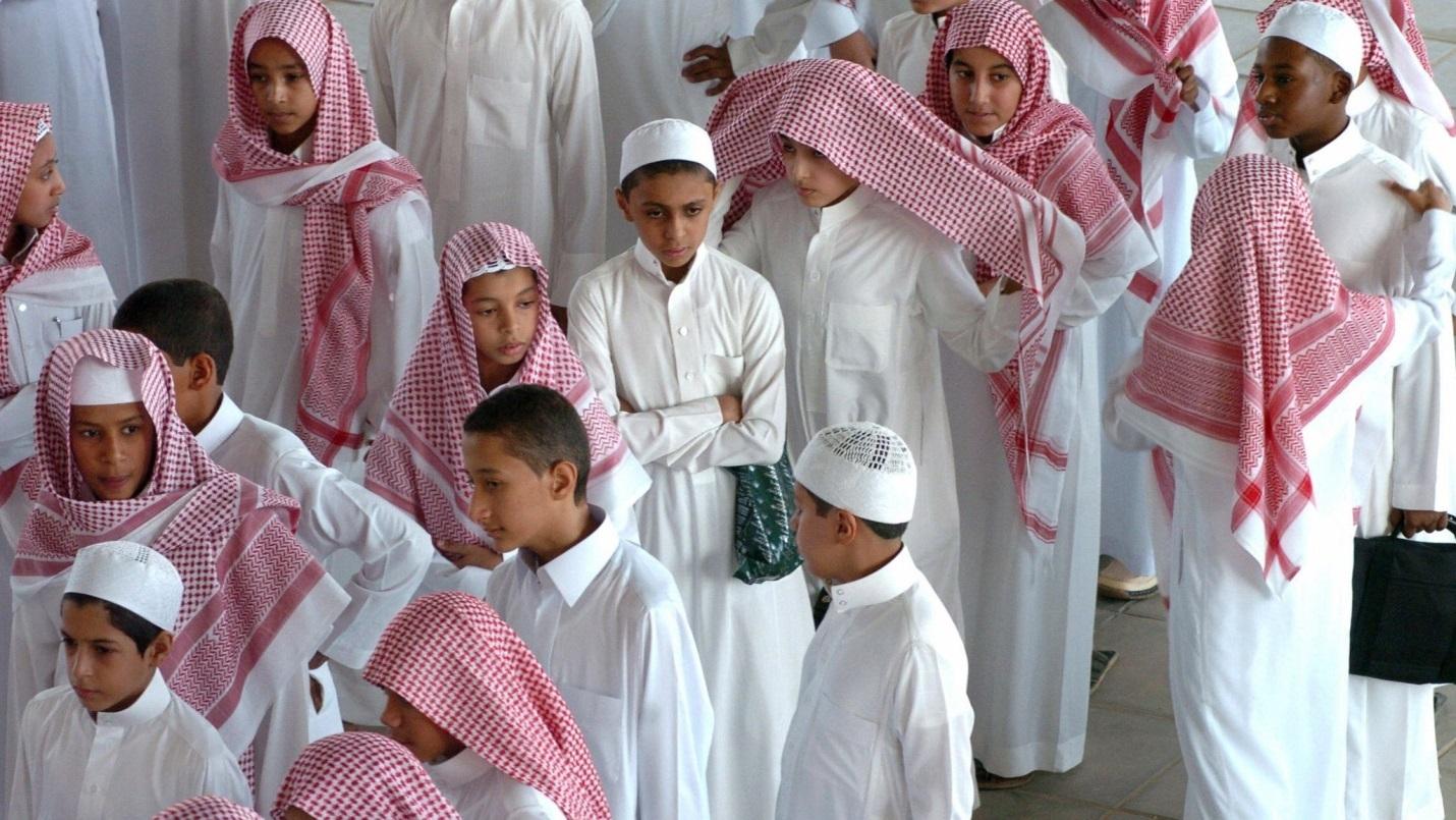 Saudi makes modifications
