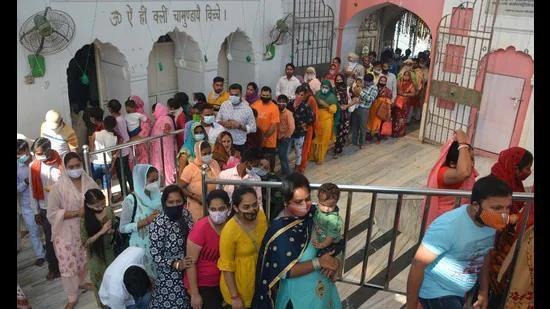 Mansa Devi temple gets Rs