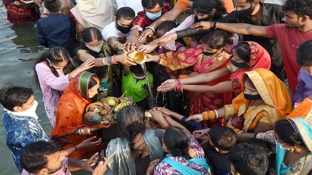 No Chhath Puja at public