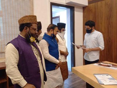 Muslims demand State holiday on birth Anniversary of Moinuddin Chishti in Maharashtra