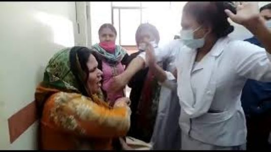 Muslim colleagues beat Christian nurse after accusing her of blasphemy