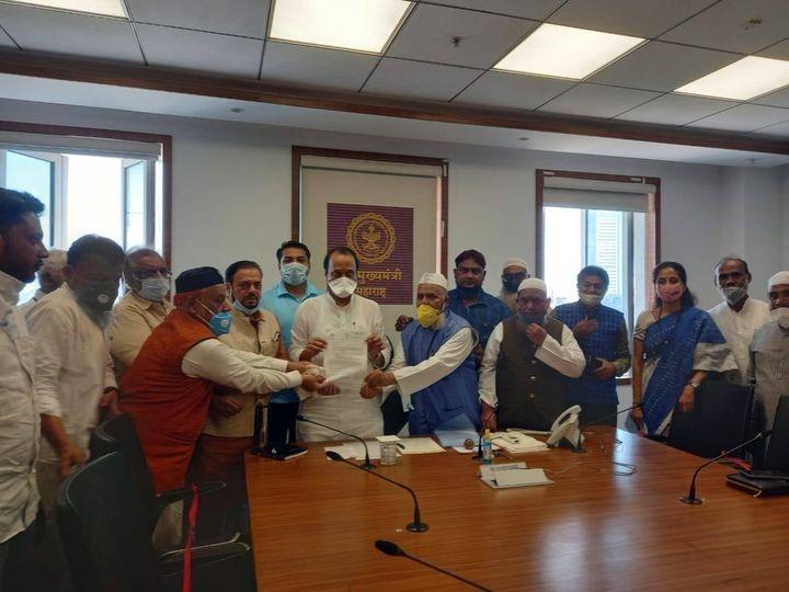 Muslim delegation demands