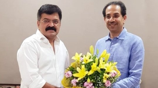 Maharashtra minister's st