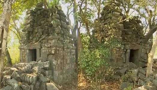 Ancient Jain Temples in Odisha's Koraput getting destroyed