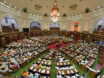 Prohibition of Unlawful Conversion Bill passed in UP Assembly