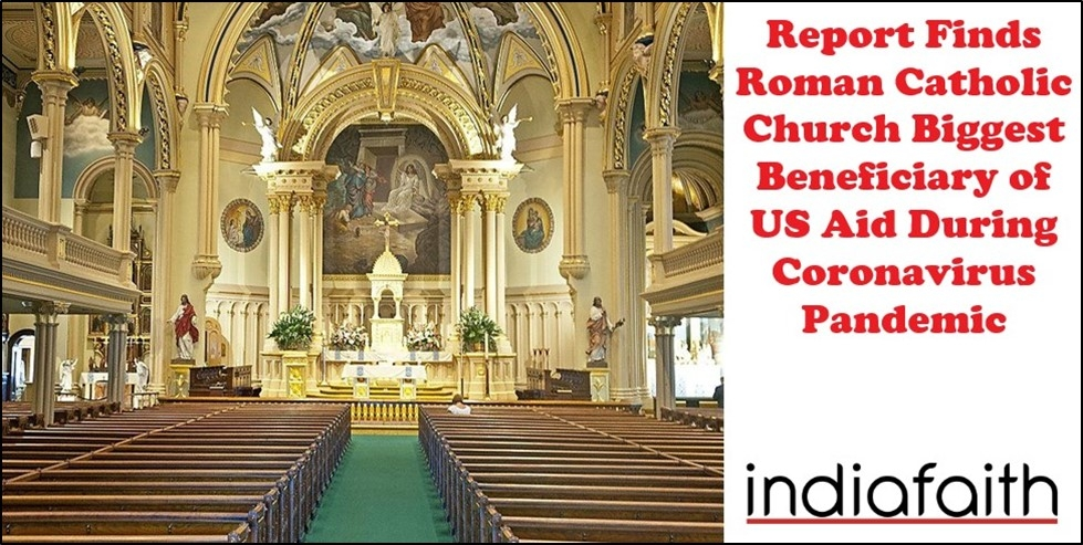 Report finds Roman Cathol