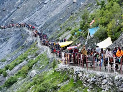 Indian Army assures safety in summer for Amarnath Yatra
