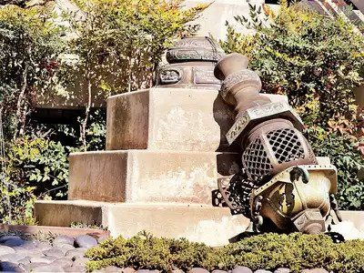 Buddhist temple in LA vandalized