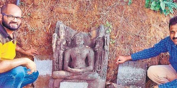 Jain relics found in Uttara Kannada district