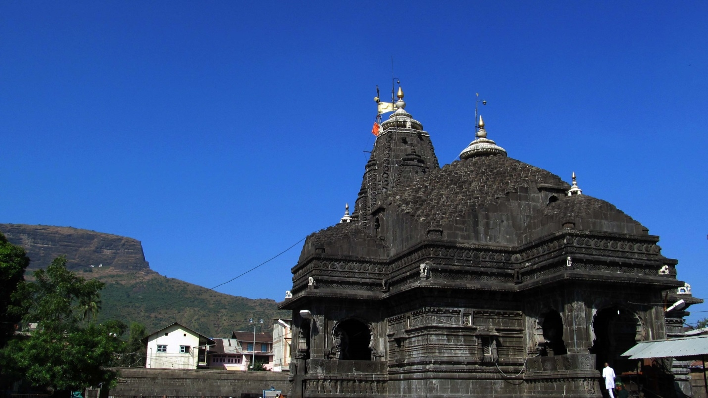 Trimbakeshwar Temple in M