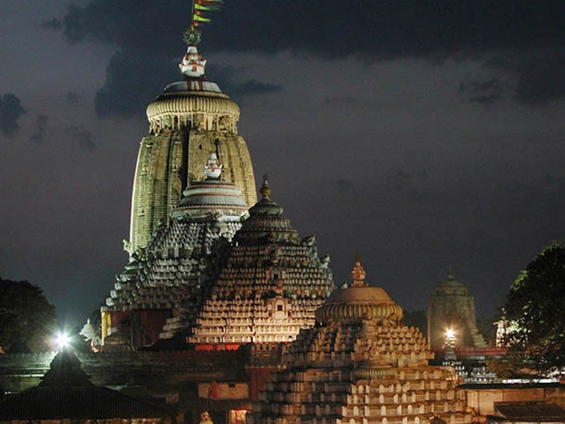 Puri's Jagannath Temple n