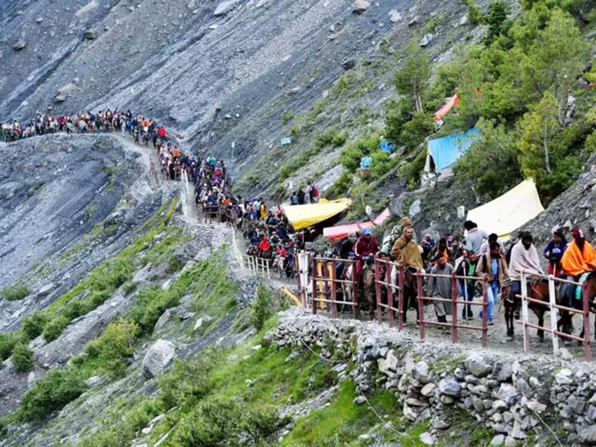 Amarnath yatra schedule m