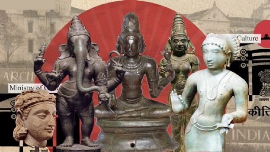 ASI recovers 36 antiques including of Jain community from the UK, US, Australia