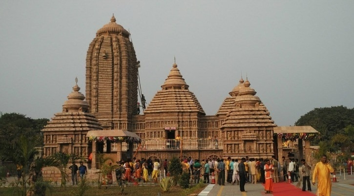 Puri's Jagannath Temple t