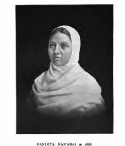 Missionary Life of Pandita Ramabai