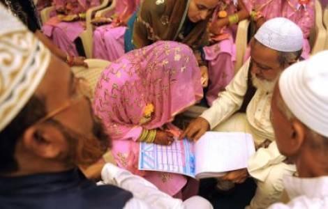 Police book Muslim cleric