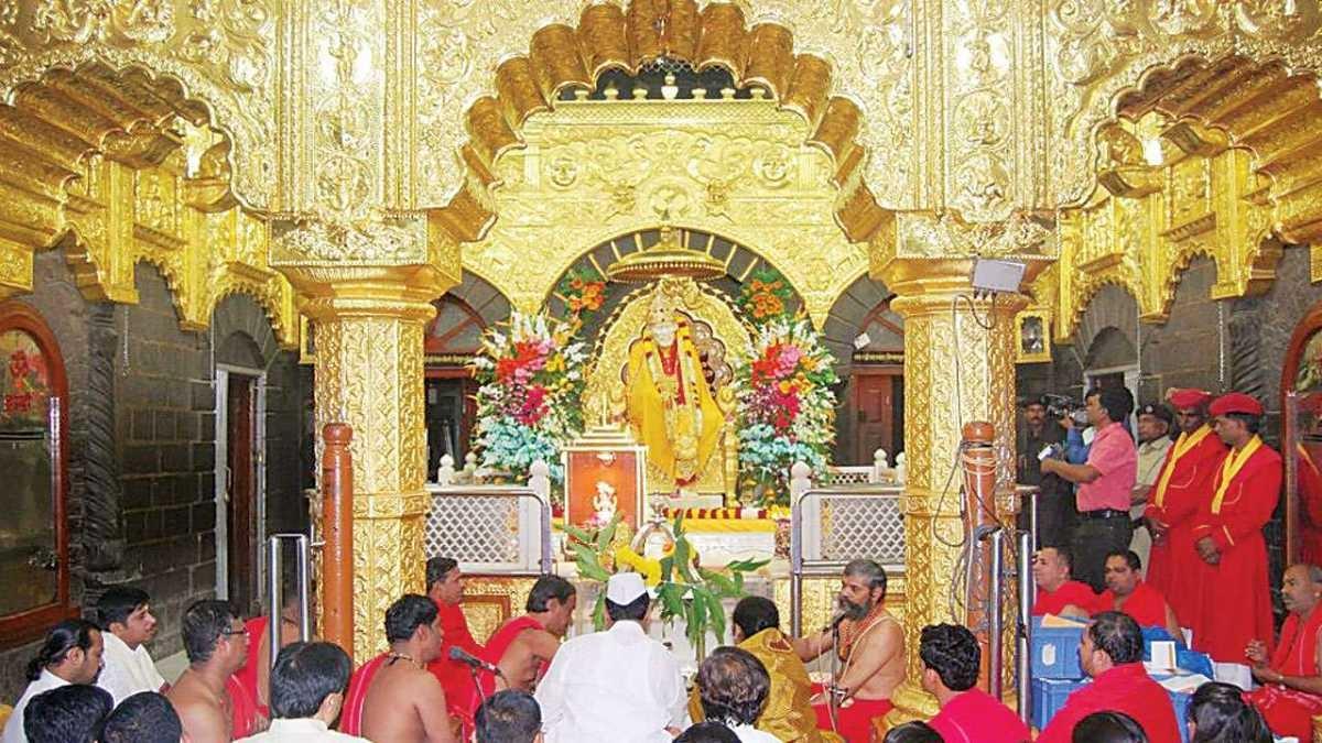 Shirdi's Sai Baba temple